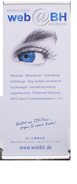 Mediendesign Ansbach Webdesign Ansbach Bernd Hübsch